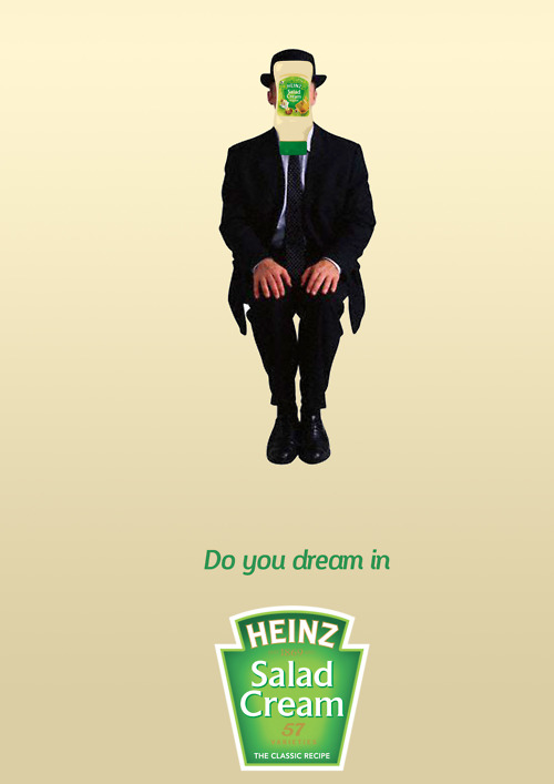 Ycn project do you dream in salad cream